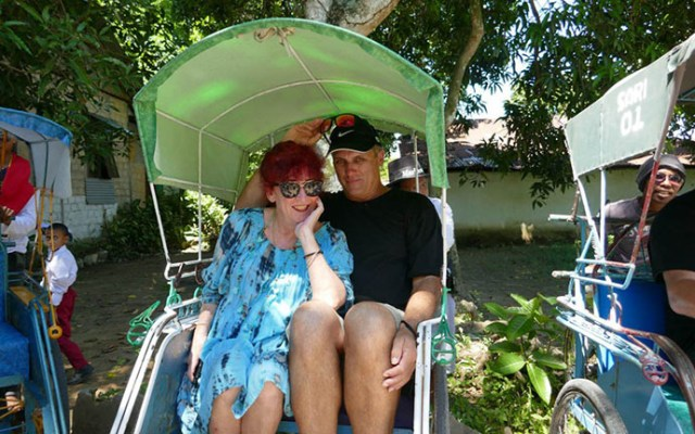 Baby Boomer Travel Bloggers- Contented Traveller