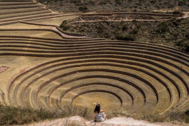 Sacred Valley of the Incas- Moray