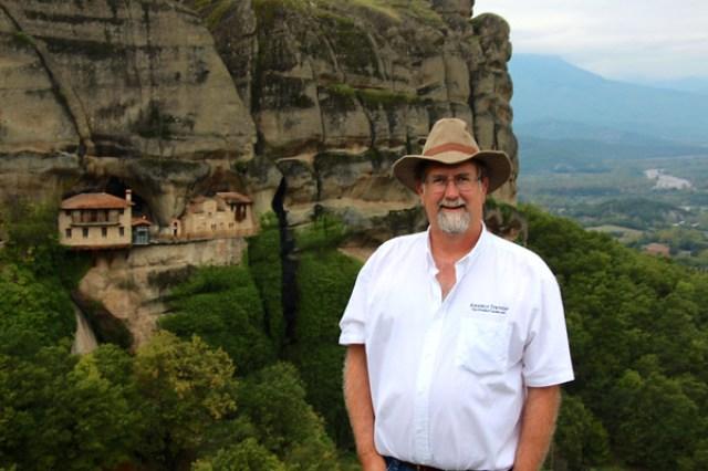 Chris Christensen, Amateur Traveler