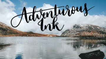 #AdventurousInk Subscription from Gather Outdoors