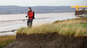 Walking The Perimeter Of Britain — Meet Quintin Lake
