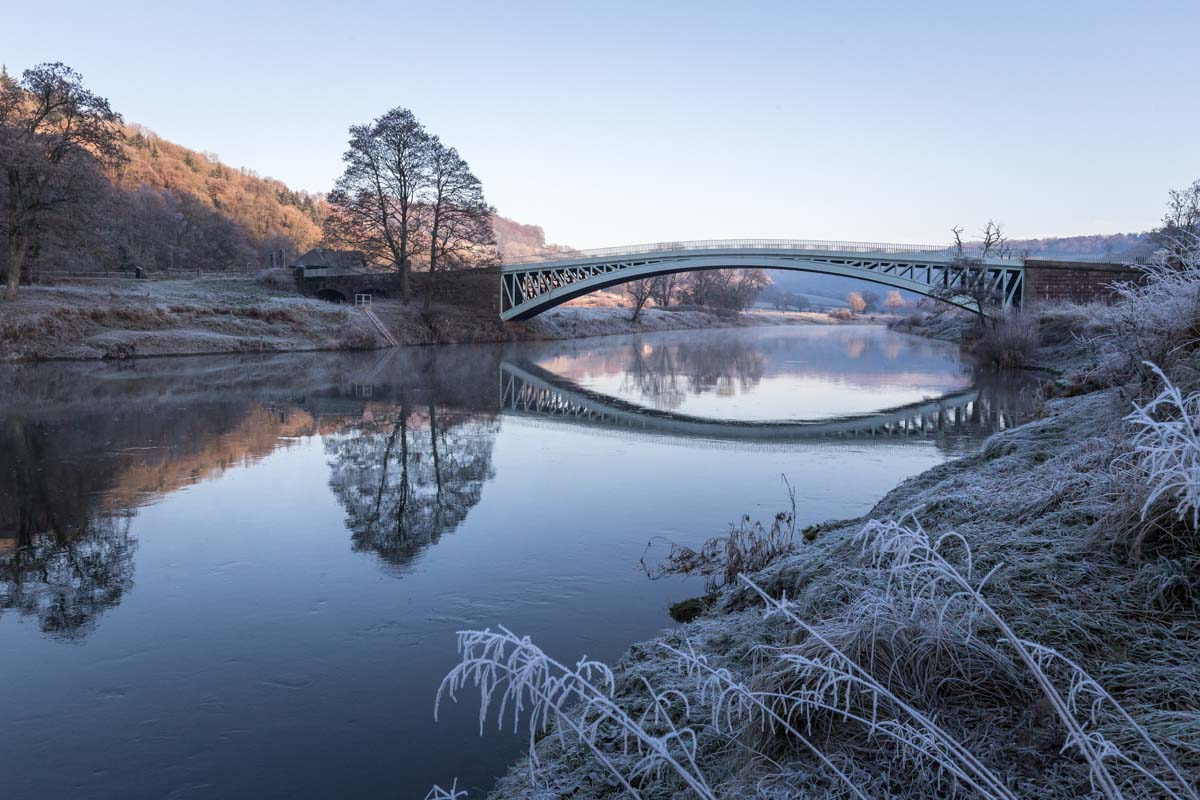 Bigsweir Bridge, Wye Valley by Adam Handley