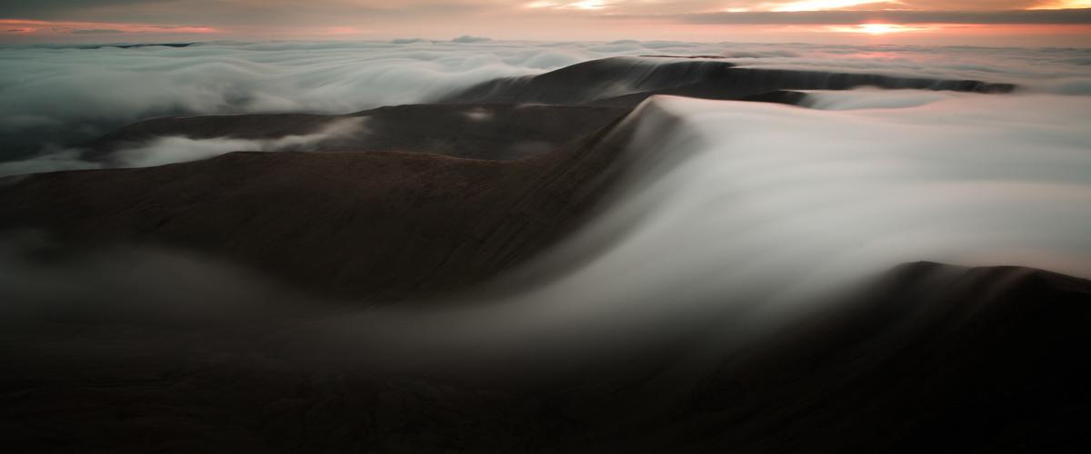 Dragon's Breath over the Brecon Beacons, Grant Hyatt