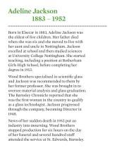 12 Adeline Jackson
