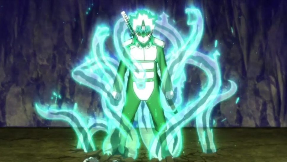 Gambar Sage Mode Urashiki