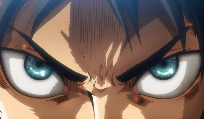 Shingeki no Kyojin Chapter 107