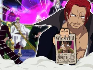 One Piece Chapter 908