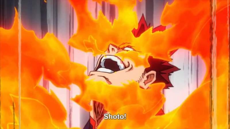 Boku no Hero Academia Chapter 193