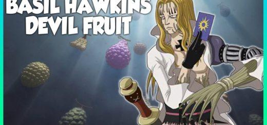 Basil Hawkins' Devil Fruit