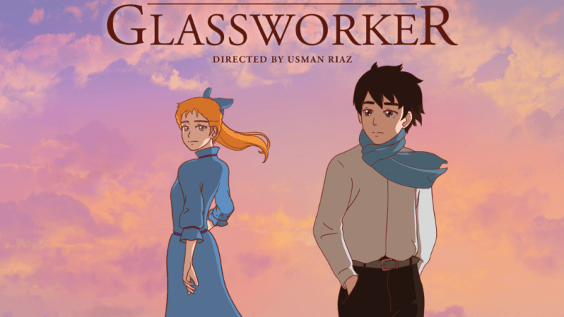 Glassworker anime release date