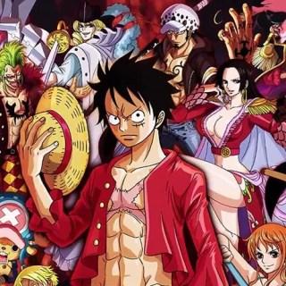 anime similar to One Piece