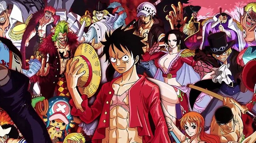 anime similar to One Piece