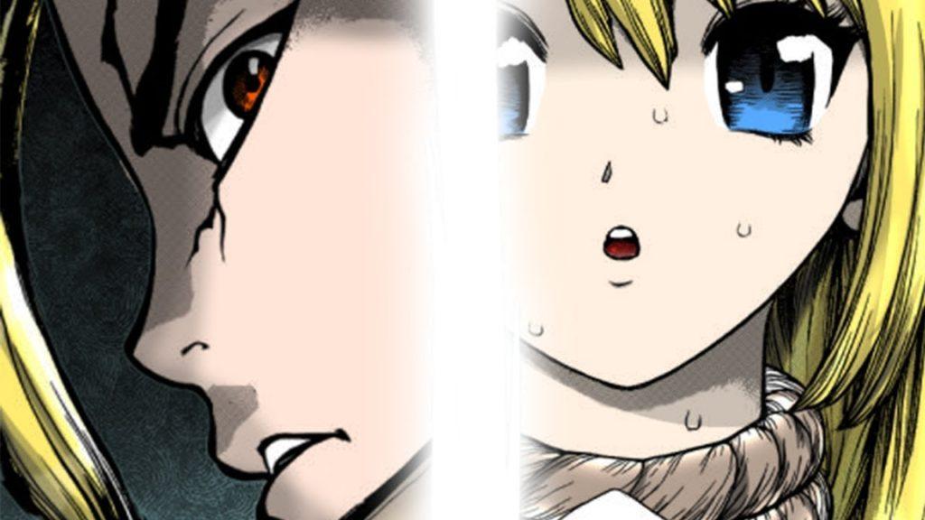 The ending of Dr. Stone Manga