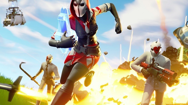 Fortnite Player Arrested for grooming children
