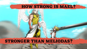 Mael with Sunshine vs Meliodas