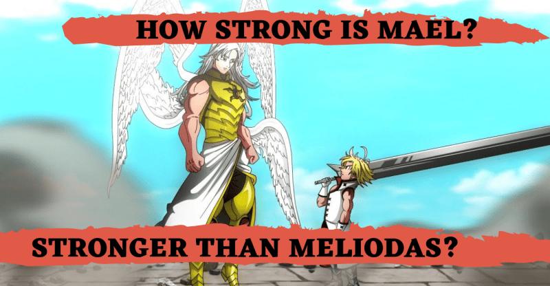 Mael with Sunshine vs Meliodas