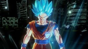 Dragon Ball Game- Project Z Action RPG