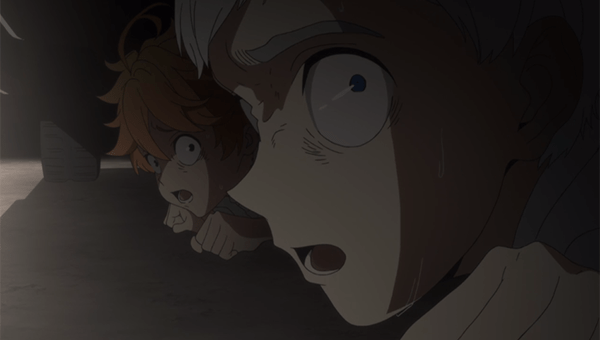 The Promised Neverland Episode 3