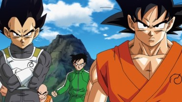 The return of Dragon Ball Super