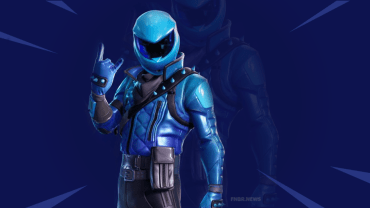 Exclusive Honor Guard Fortnite Skin