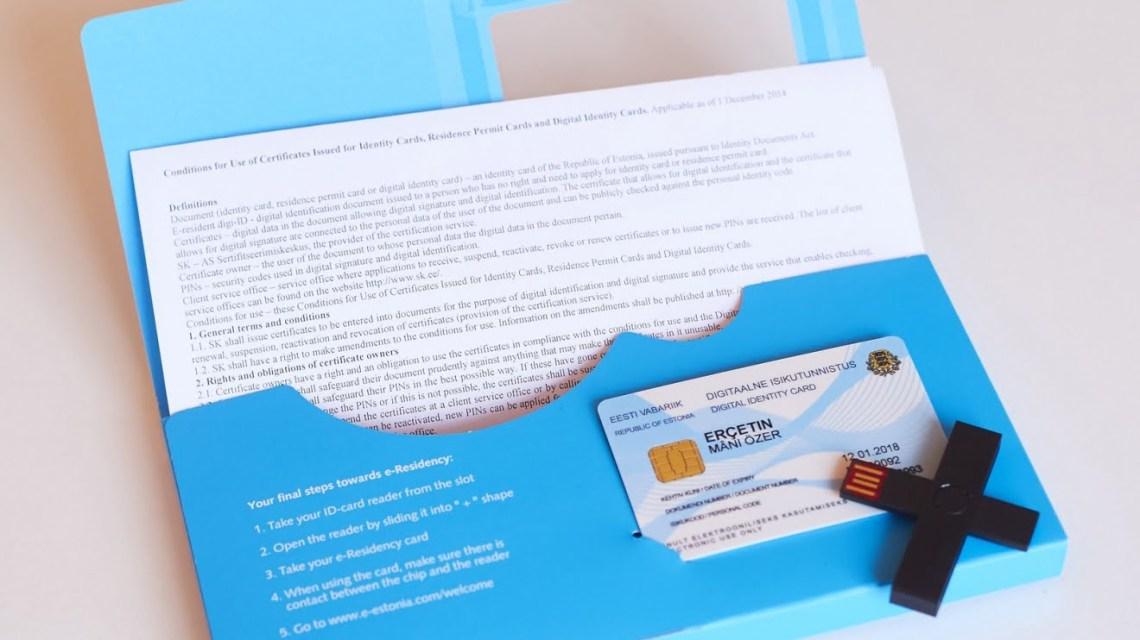 Living in Estonia - getting our digital e-residency ID