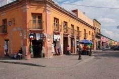 Main street of Hildago