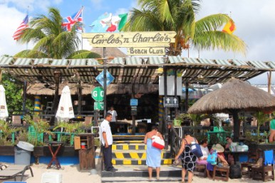 Carlos and Charlie's