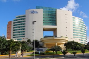 Live Agua Hotel, Cancun, modern, contemporary architecture