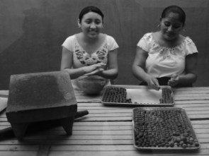 The chocolate factory in Valladolid is the only one in the state of Yucatan that still makes 100 percent chocolate candy using traditional production techniques