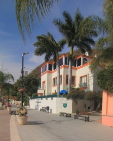 The Lake Chapala Inn on the malecon