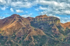 Mandango, the temple of the sleeping inca