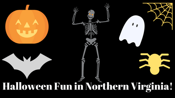 Halloween Events In Virginia October 27, 2020 7pm Halloween Events | Discover Fairfax Virginia