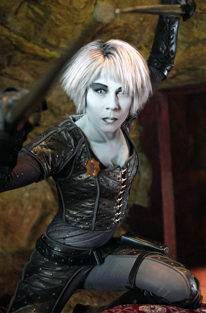 Image result for farscape characters/chiana