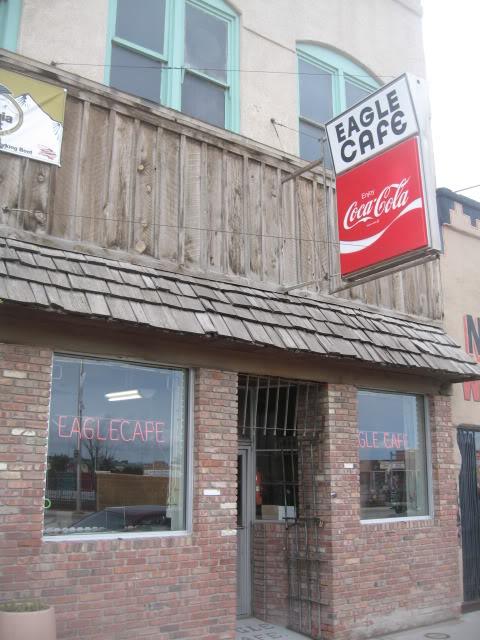 Eagle Cafe