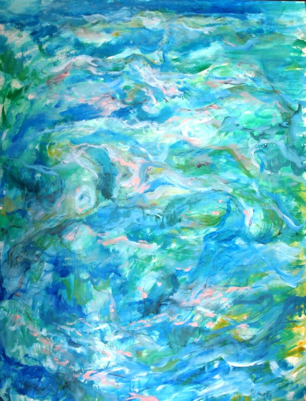 Figure in the Sea No.2