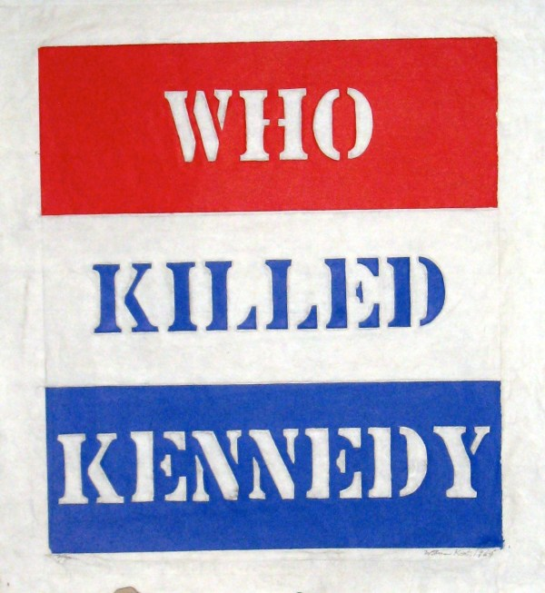 Who Killed Kennedy?
