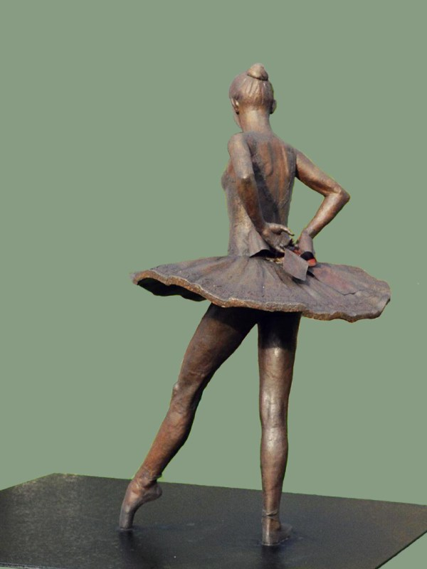 Ballanchine's Dancer, Elise Boyce Kelsey (back)