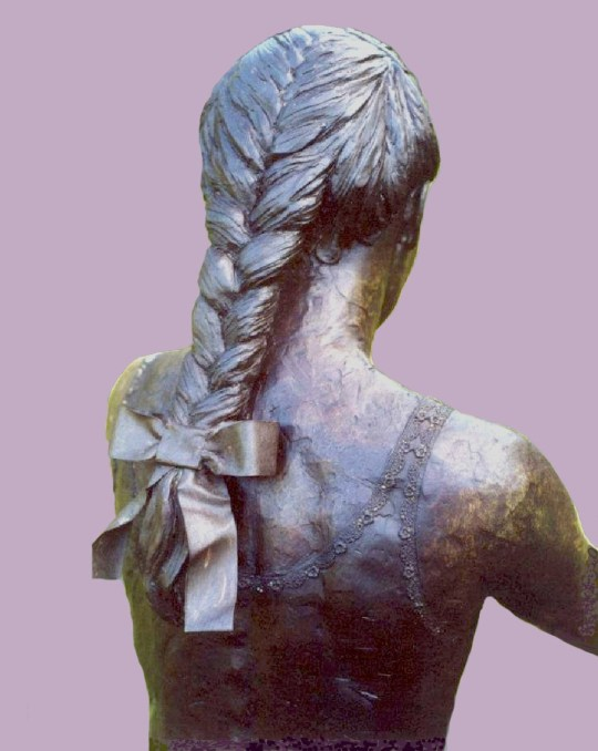 Alexandra of Middle Patent Farm (back detail)