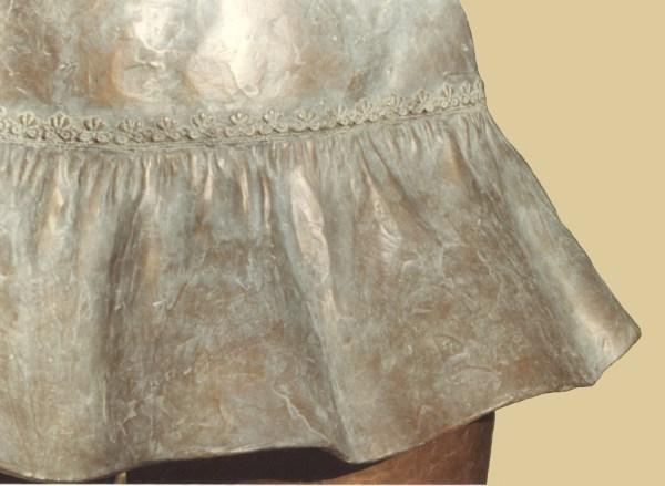 Vanessa Helena (skirt detail)