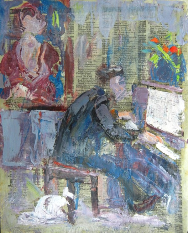Phonebook Page: Pianist