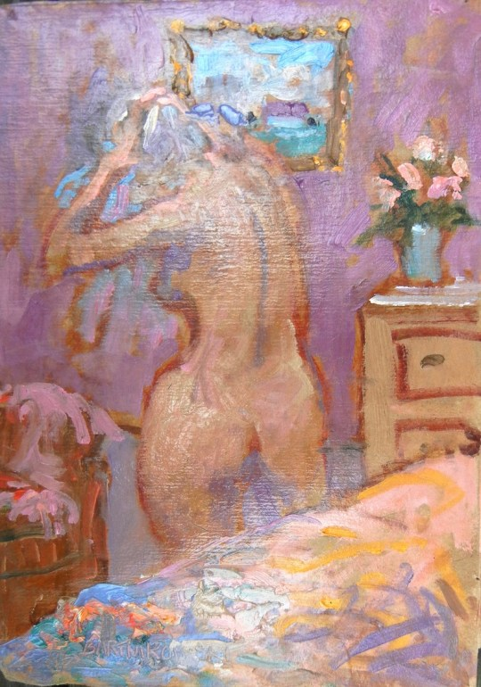 Nude (in bedroom)