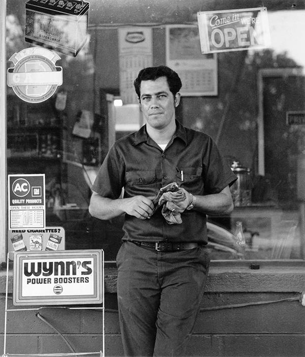 Garage Attendant, Colquitt, Georgia