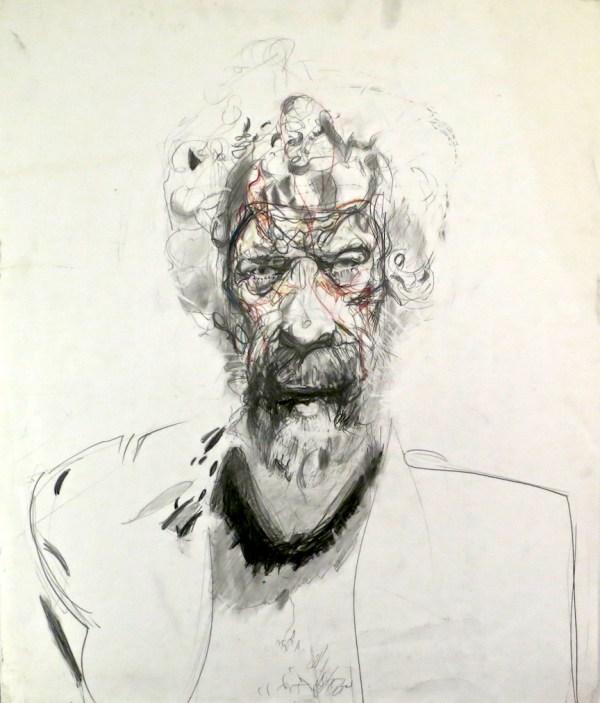 Portrait series: Weltzen (Bill) Blix, Sculptor