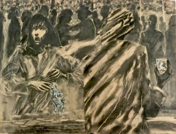 Film Noir series: Jesus God I know that man!