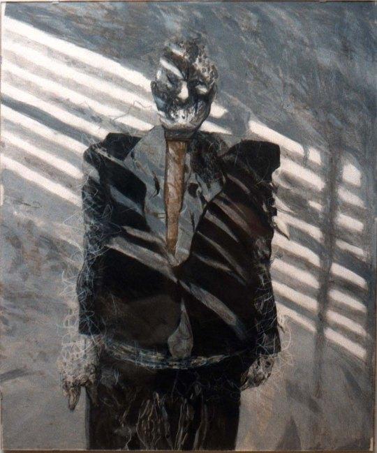 Portrait Series: Malcolm Lowry