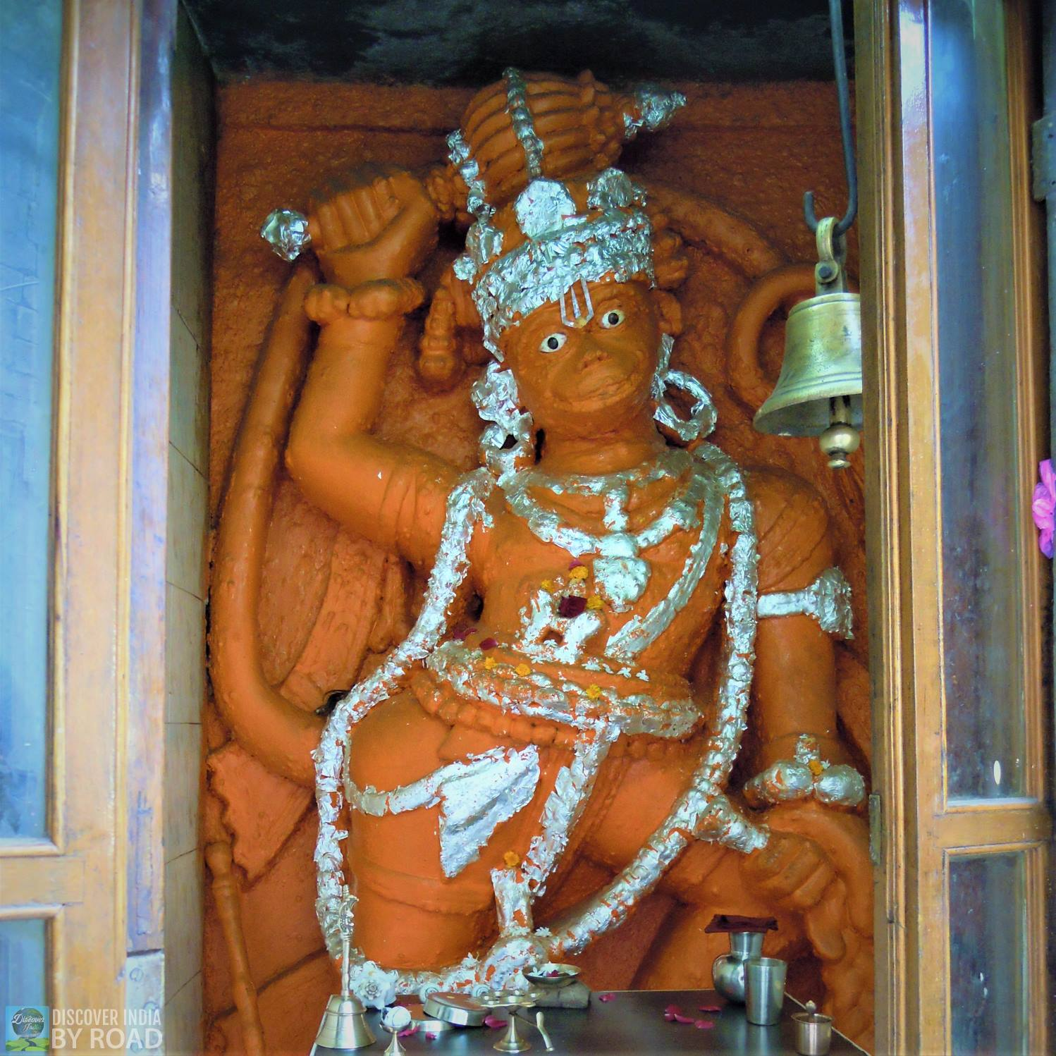 Hanumanji at Entrance of Uperkot fort