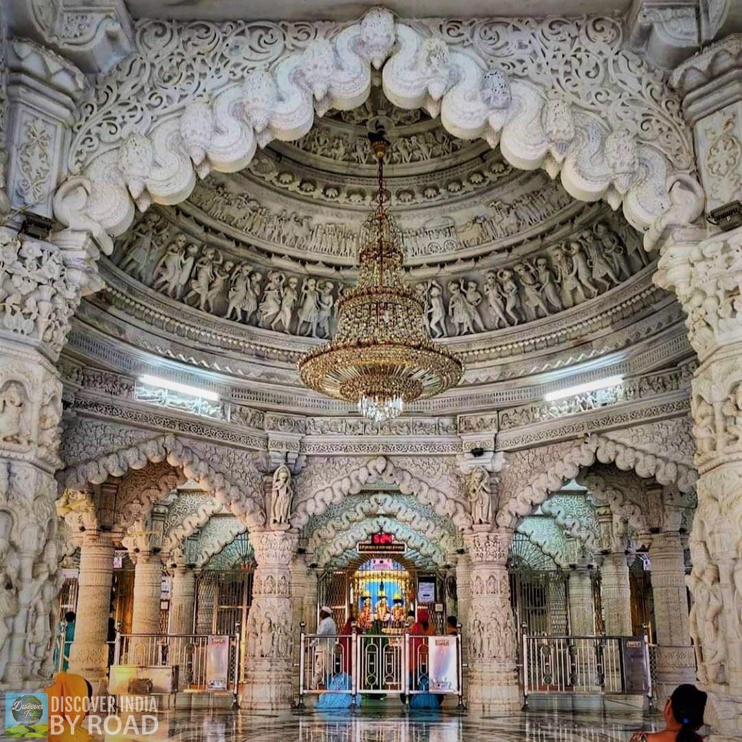 Sabha Mandap Shree Swaminarayan Temple Bhuj