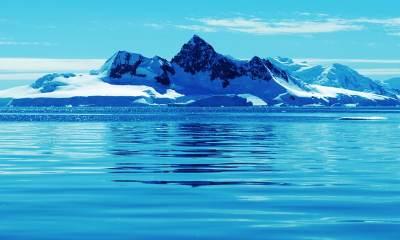 Antarctic Coast - Discovering Antarctica