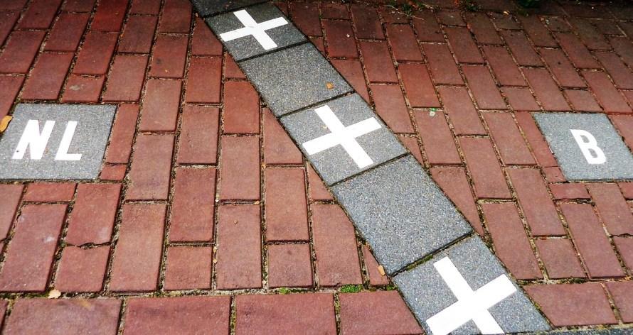 Baarle Hertog streets