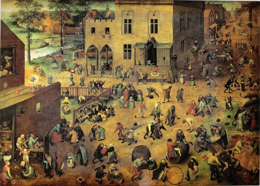 Children's games Bruegel